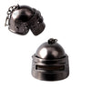 PUBG Helmut and grenade Miniature Model