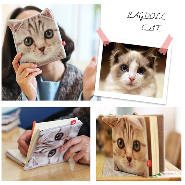Hand Crafted Pet Soft Cover Notebook Collection