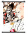 Anime One Punch Man Saitama VS Genos Wall Scroll 02