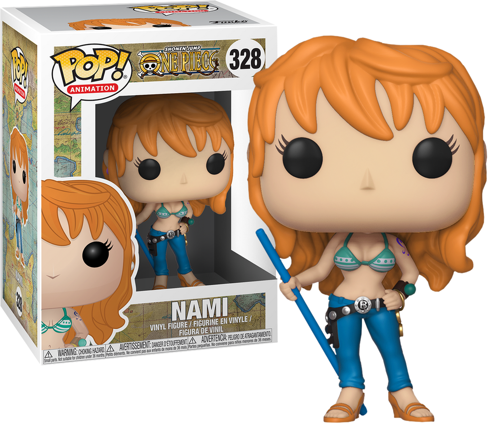 One Piece - Nami Pop! Vinyl Figure