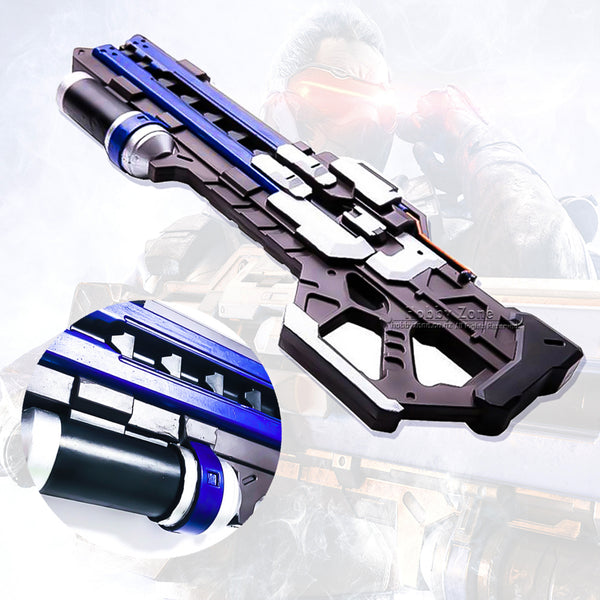 OW Soldier 76 Pulse Rifle Foam PU Gun