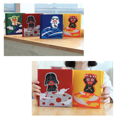 Hand Crafted Star Wars Soft Cover Notebook Collection