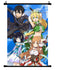 Sword Art Online Hollow Realization Hollow Fragment Wall Scroll 01