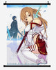 Sword Art Online Kirigaya Kirito & Asuna Yuuki Wall Scroll 06