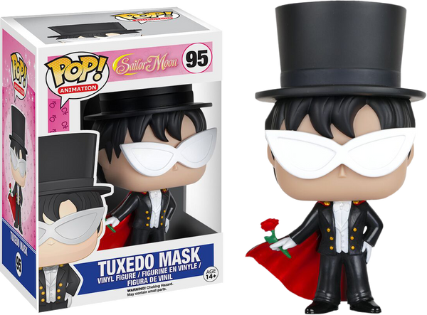 Sailor Moon - Tuxedo Mask Pop! Vinyl Figure
