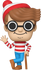 Where's Wally? - Wally Pop! Vinyl Figure