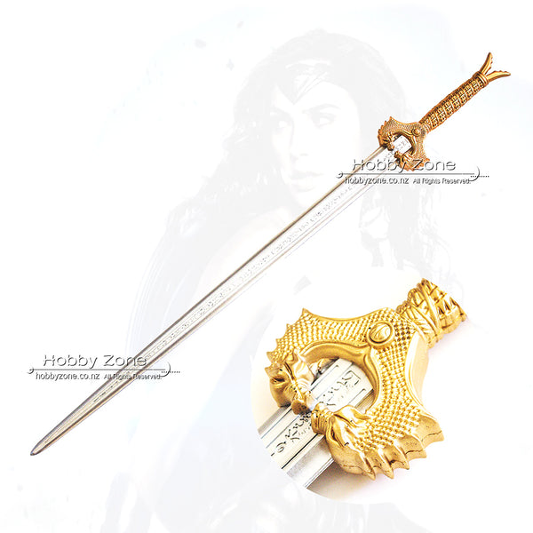 Wonder Woman Battle Foam PU LARP Sword