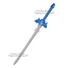 Legend of Zelda Hylian Master Link Cosplay Foam PU LARP Sword