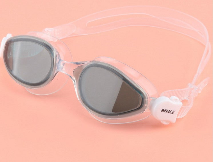 Liquid Silicone Soft Gasket Swim Glasses