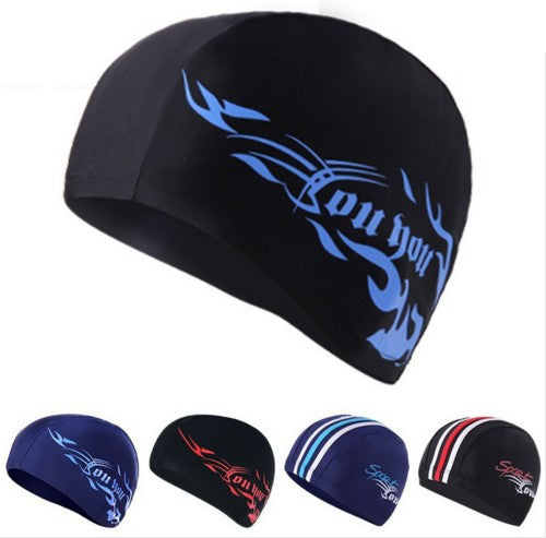 Waterproof Swim Bathing Cap