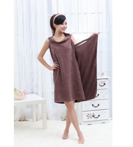 Microfiber Wearable Outdoor Towel