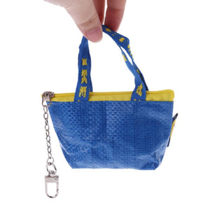 Fashion Coin Purse with Keyring