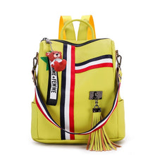 Load image into Gallery viewer, Retro Fashion Backpack
