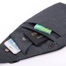 Load image into Gallery viewer, Anti-Theft Men's Messenger Bag