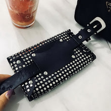 Load image into Gallery viewer, Fashion Rivet Waist Pack