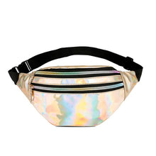 Load image into Gallery viewer, Holographic Waist Bag
