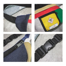 Load image into Gallery viewer, Casual Canvas Waist Bag