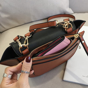 High Quality PU Leather Women's Bag