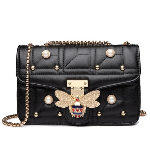 Women Chain Strap Shoulder Bag
