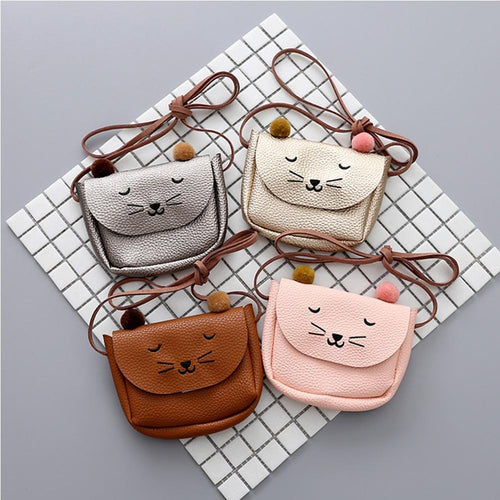 Mini Cat Ear Messenger Bag