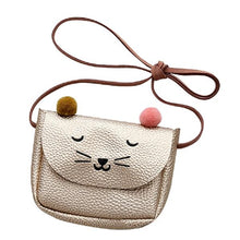 Load image into Gallery viewer, Mini Cat Ear Messenger Bag