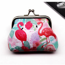 Load image into Gallery viewer, Vintage Women Printing Coin Purse