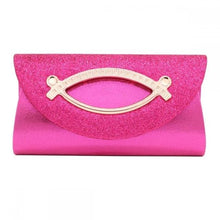 Load image into Gallery viewer, Diamond Sequin Clutch