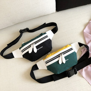 Chest and Crossbody Bum Bag