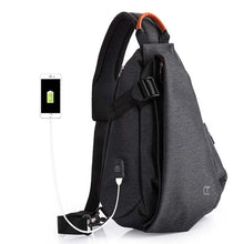 Load image into Gallery viewer, Multi-Function Men Crossbody Bag