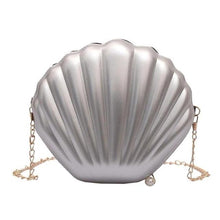Load image into Gallery viewer, Shell Chain Shoulder Bag