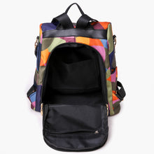 Load image into Gallery viewer, Waterproof Oxford Backpack