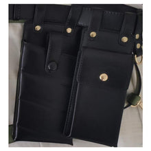 Load image into Gallery viewer, Leather Waist Belt Bag