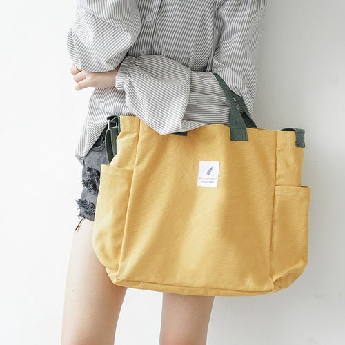 Environmental Shopping Tote Bag