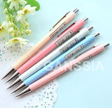 1PC Metal style mechanical pencils Metal pen point&clips novelty pencil School supplies Office material stationety (ss-1198)