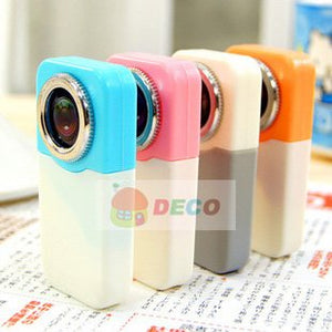 1pc/lot Cute Camera ball pen, Ball point pen,Novelty items, Good quality (SS-154)