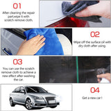 20*10cm Magic Nano Car Polish Cloth Car Scratch Repair Cloth Car Remover Cloth Lights Scuffs Paint Repair Tool - thefashionique