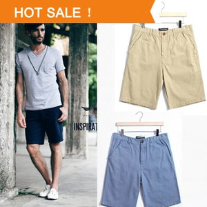 2015 Shorts Men   Free Shipping New Hot Sale Mens Leisure Shorts Short Trousers Casual Men Shorts - thefashionique