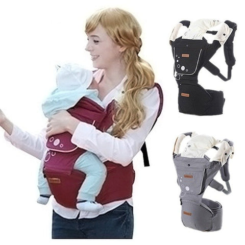 2016 hot Selling most popular baby carrier Sling Toddler wrap Rider baby backpack/high grade Activity&Gear suspenders - thefashionique