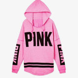 2017 Autumn New Women Hoodies Brand Bts Vs Pink Print Hoodie Frenchterry Sweatshirts Fashion Harajuku Tracksuit Tops P54 Z15 - thefashionique