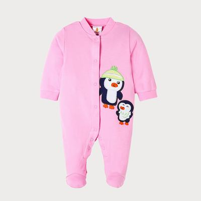 2018 Baby Girl Clothing Recem Newborn Blue Pink Long Sleeve Cute Suit Baby Boy Clothes bulk Romper Baby Onesies Newborn - thefashionique