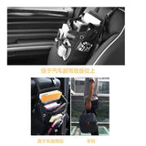 2018 Car travel totes bag hanging bag Car Driver backpack Hanging Bag Type Rear Seat Plate Functions travel duffle Backpack - thefashionique