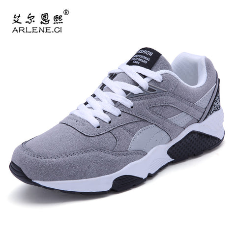 Shoes Men Shoes 2018 Fashion New Arrivals Warm Winter Shoes Men High Quality Frosted Suede Shoes Men Sneakers