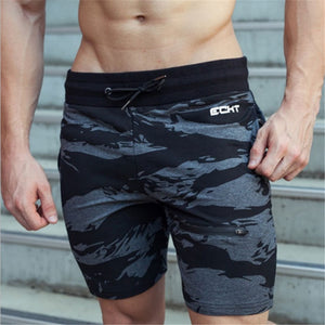 2018 Mens cotton shorts Calf-Length gyms Fitness Bodybuilding Casual Joggers workout Brand sporting short pants Sweatpants - thefashionique