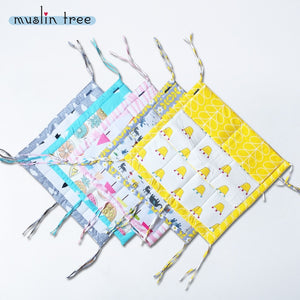 2018 Real Baby Bedding Set Jogo De Cama Special Offer Wholesale Multi-layer Baby Bed Storage Bag Cartoon Multifunctional Diaper - thefashionique