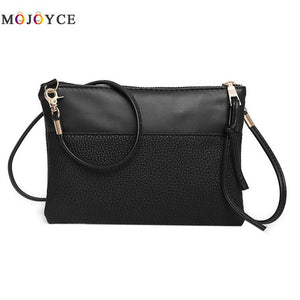 2018 Small Women Messenger Bag Women Leather Handbags Shoulder Crossbody Handbag Women Bags Bolsos Mujer Bolsas Feminina sac - thefashionique