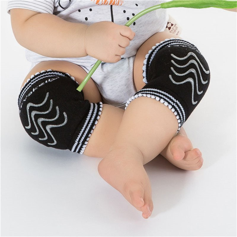 2018 Toddler Newborn Practical Knee Pads Cartoon Baby Safety Crawling Elbow Cushion Protective Gear Baby - thefashionique