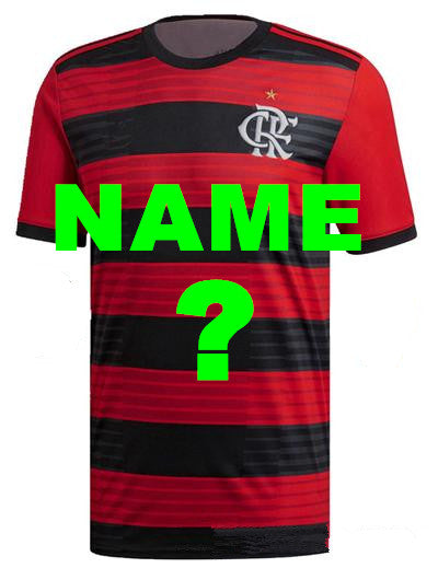 38a90ccd3bd 2018 new adults T-shirt Camisa Flamengo shirts 2018 2019 Leisure Best