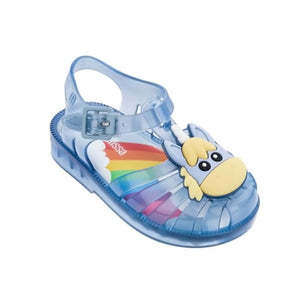 2019 NEW Horse mini lissa Kids Jelly Shoes Brand Rainbow Bottom Little Girls Summer Casual Sandals Toddlers Boys Beach Sandals - thefashionique
