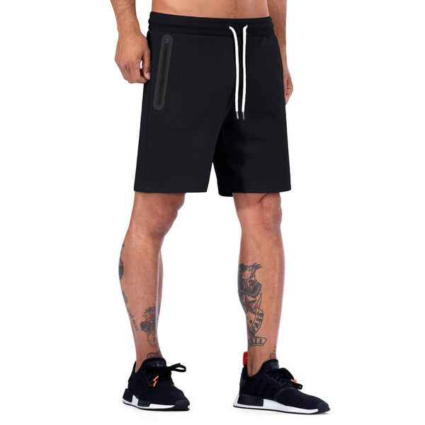 2019 New Fashion Men Sporting Shorts Trousers Cotton Bodybuilding Sweatpants Fitness Short Jogger Casual Gyms Men Shorts - thefashionique