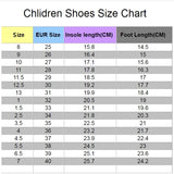 2019  Sneakers Kids Shoes For Boys Basketball Shoes Fashion Canvas Boy Casual Children shoes Sport boot Cartoon gamin chaussure - thefashionique